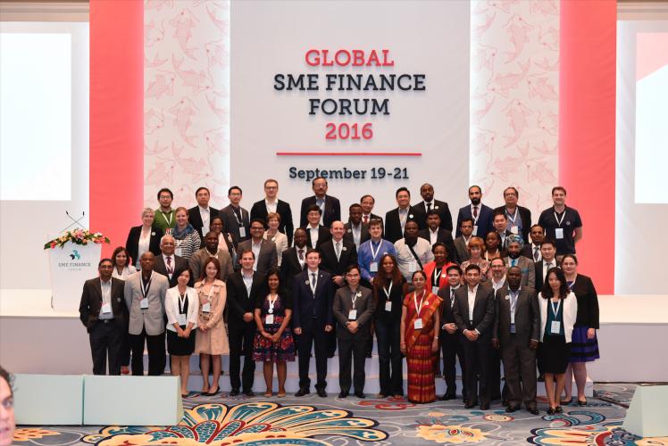 SME Finance Forum Members
