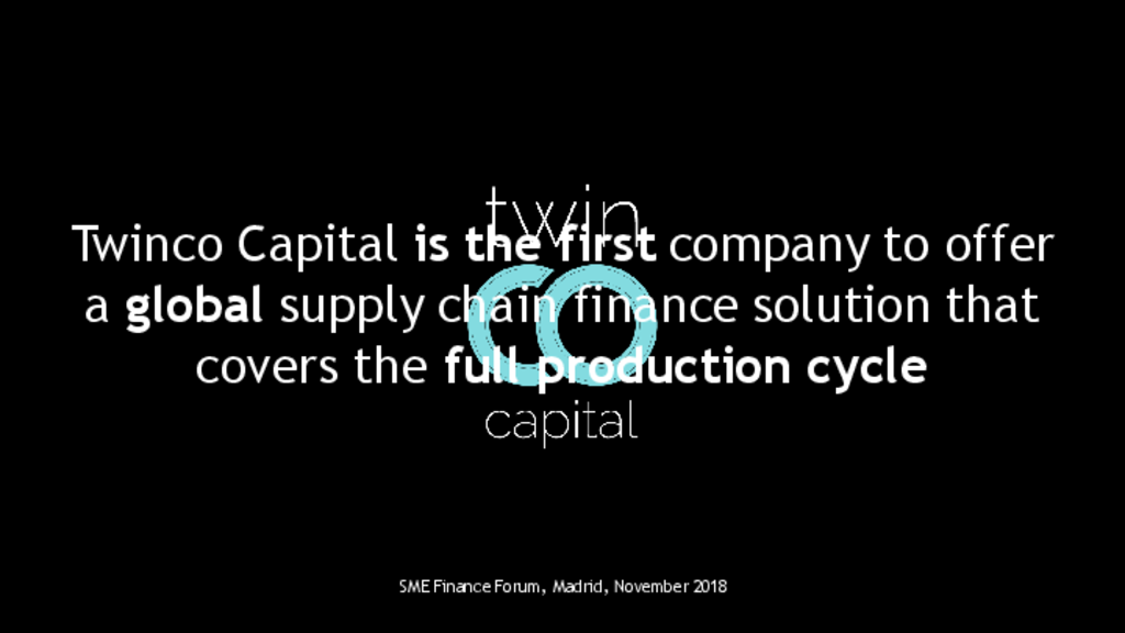 Global SME Finance Forum