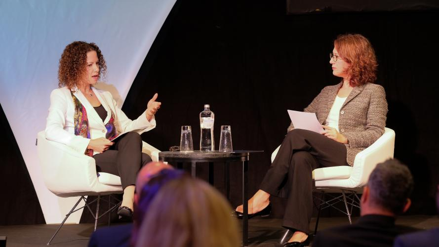 Fireside Chat: Goldman Sachs 10,000 Women